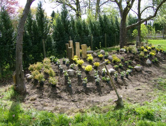 hgel - Garten Hugel Anlegen